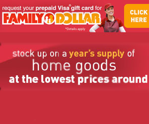 online surveys for chances to win gift cards prepaid visas cash and more - Family Dollar Prepaid Cards